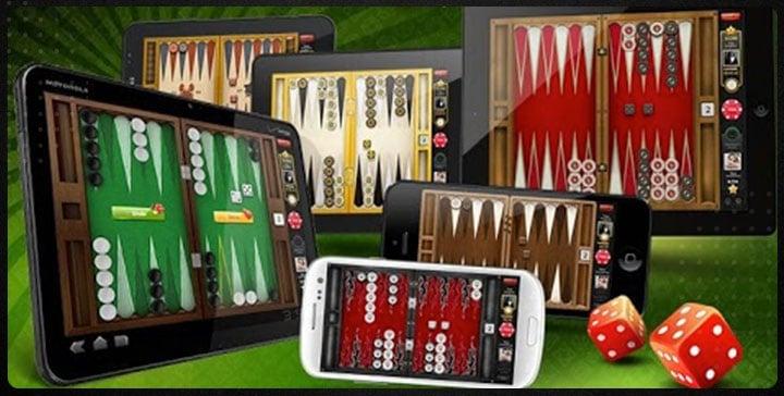 اپلیکیشن بازی تخته نرد آنلاین