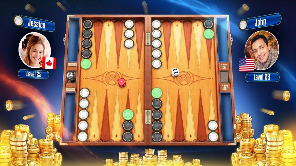 دانلود بازی تخته نرد Backgammon Legends