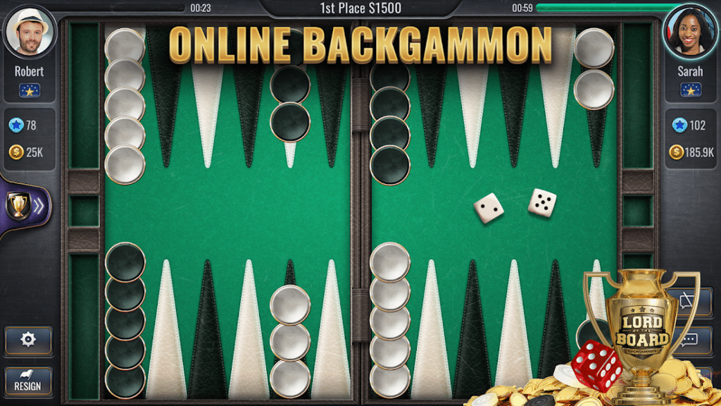 backgammon-online