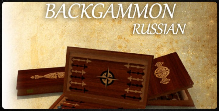 Russian Backgammon