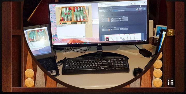 كلوپ هاى تخته نرد آنلاین