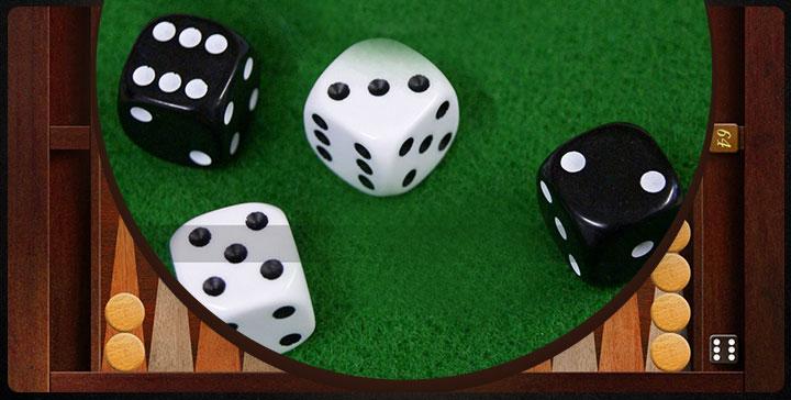 تخته نرد backgammon